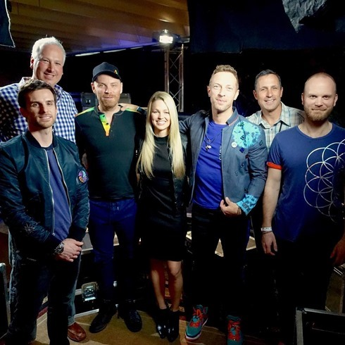 coldplay superbowl interview