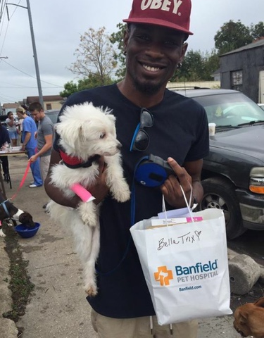 new orleans pet care free vet clinic s offered to nola