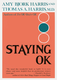 Staying O.K. By Amy Harris