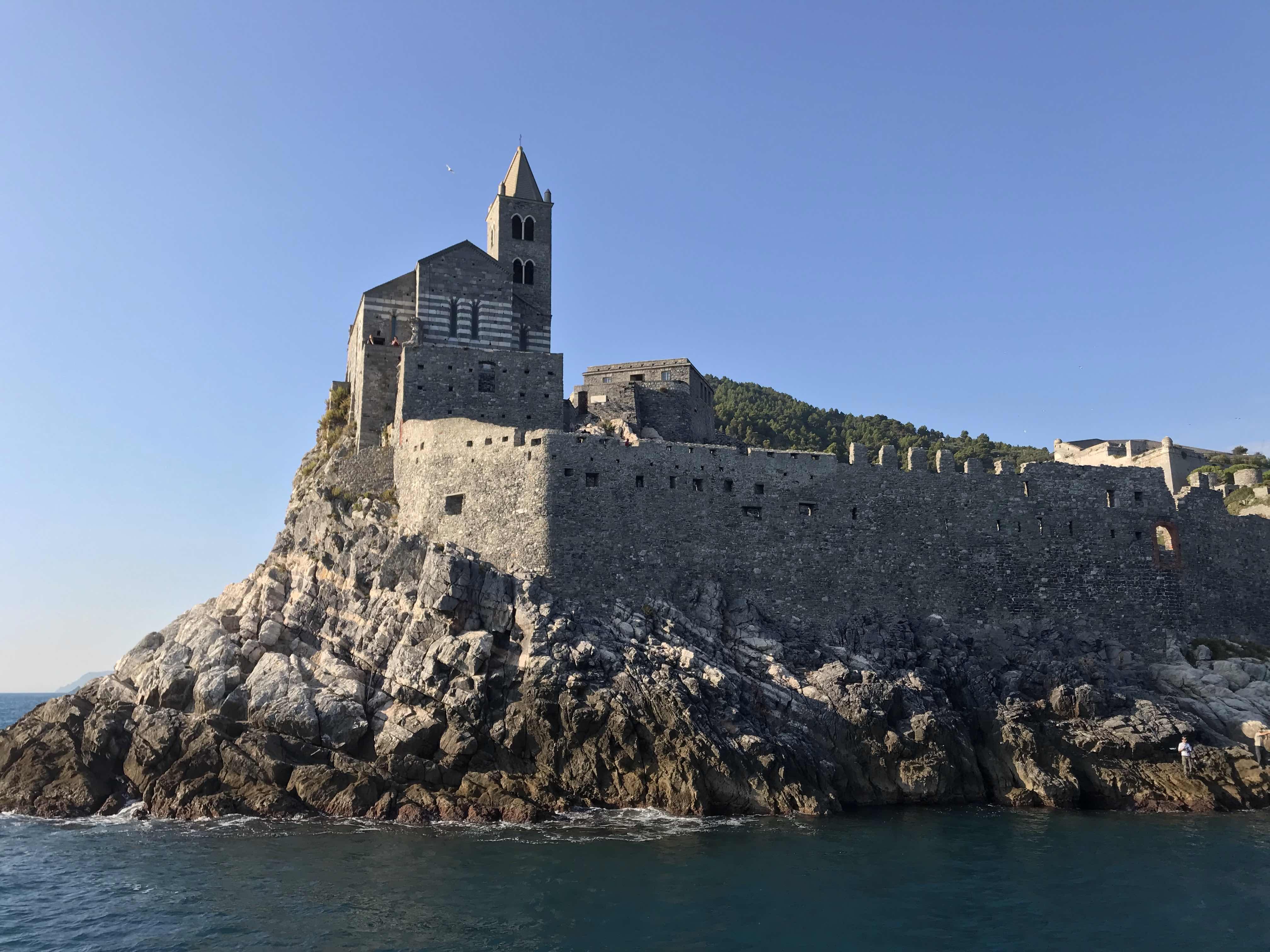 Porto Venere fortress