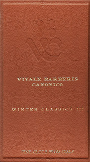 Vitale Barberis Canonico Winter Classics III, Anzug € 750/- Hosen €225/-