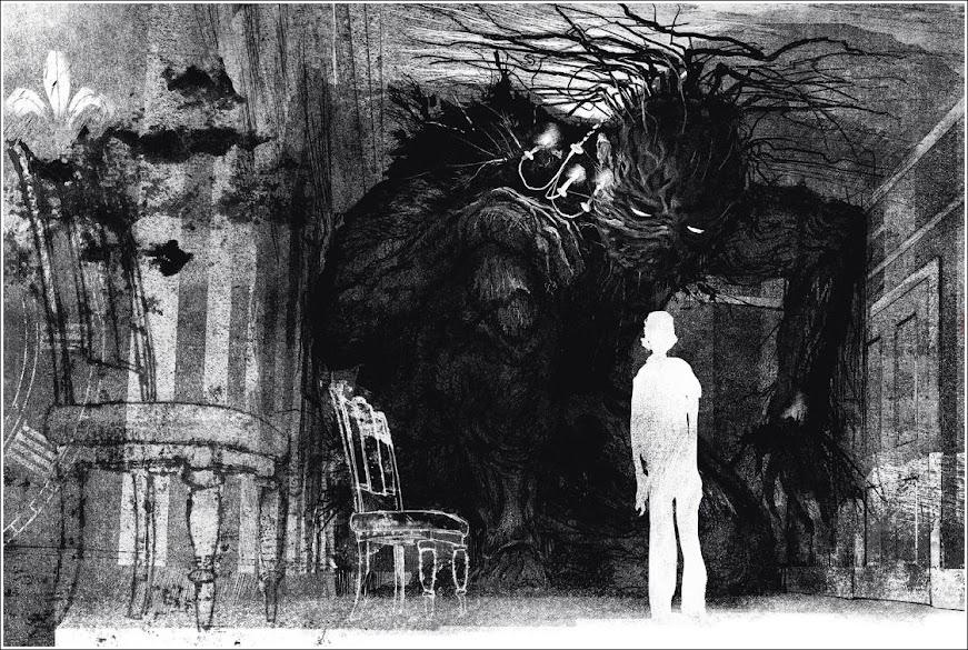 Un monstruo viene a verme Patrick Ness reseña opinión