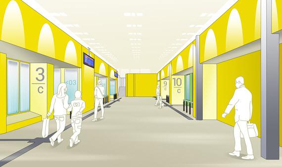 Plan especial para el intercambiador subterráneo de Sevilla-Canalejas