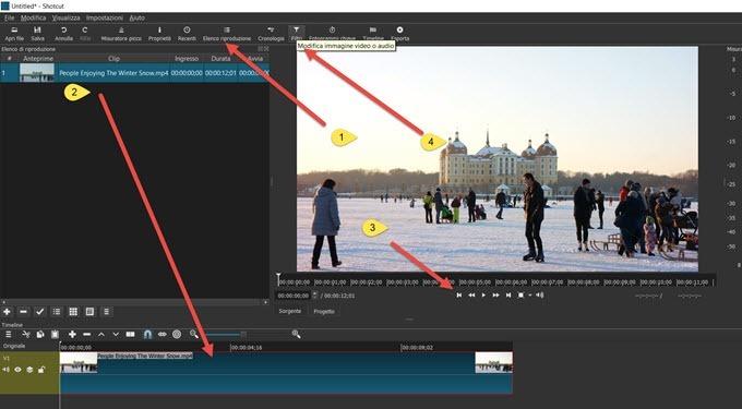 shotcut-crop-video