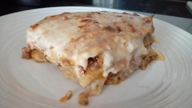 Lasaña Fácil De Calabaza Con Hojas De Pasta Fresca