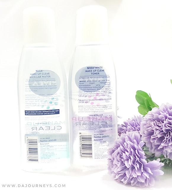 [Review] Nivea Makeup Remover