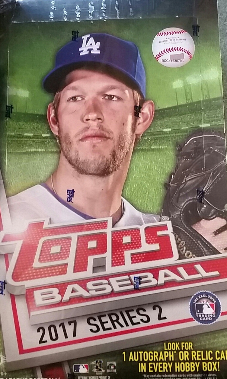 Sport Card Collectors Review2017 Topps Series 2 Baseball