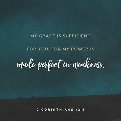 The Perfecting Power of Weakness in the Hands of God