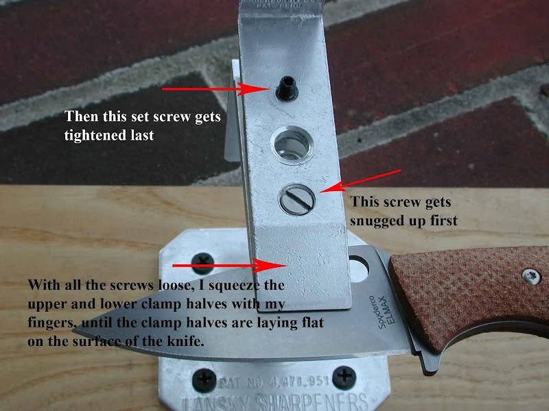 Some lansky sharpener tips (warning, pic heavy! ) | edcforums.