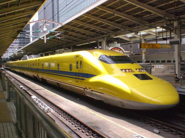 Tàu hỏa Type 923-3000 Dr. Yellow