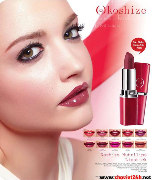 Koshize Nutrilips Lipstick
