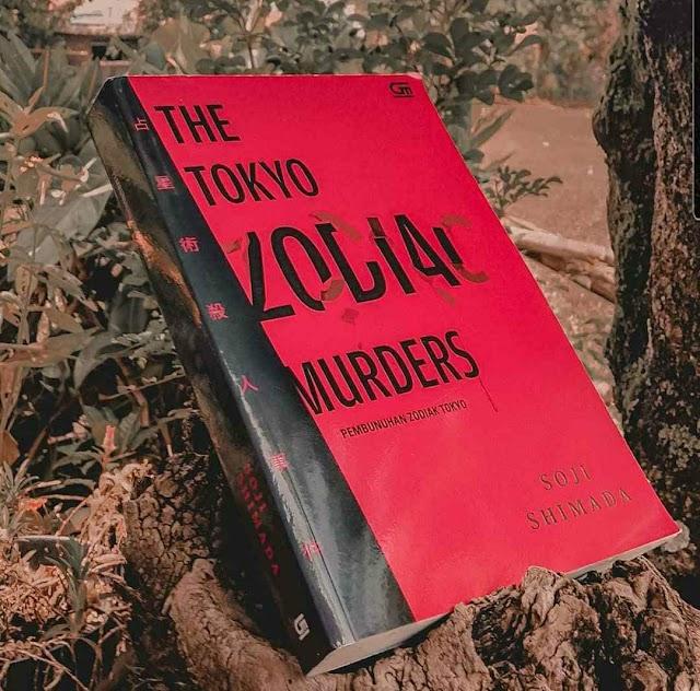 Review Buku The Tokyo Zodiac Murders Karya Soji Shimada