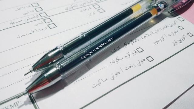 Rindu Pada Pen