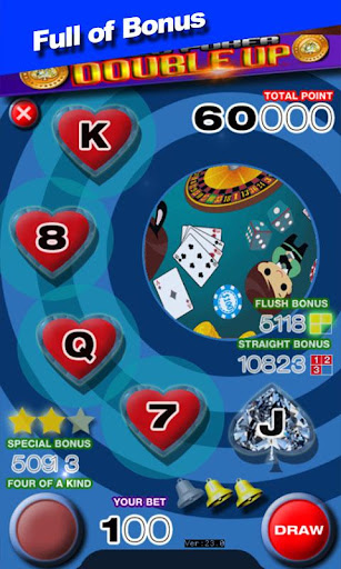 Video Poker Double Up filehippodl screenshot 5