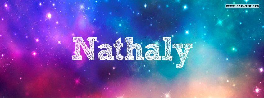 Capas para Facebook Nathaly