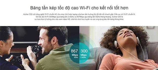 bo phat wifi tp link c50