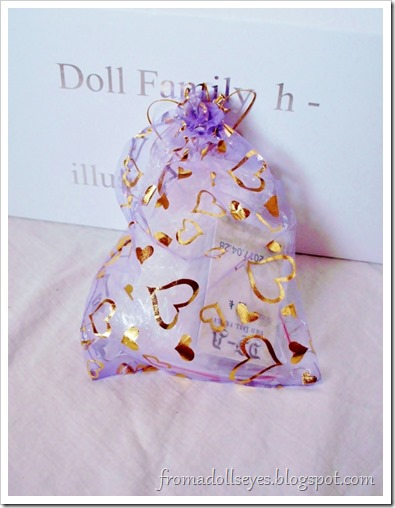 Special pet doll from Doll Family A.