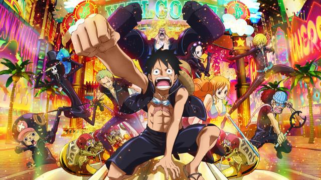 Phim One Piece: Trái Tim Của Vàng - One Piece: Heart Of Gold
