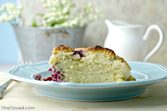 Berry-Scones