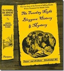 Tuesday Night Bloggers History & Mystery