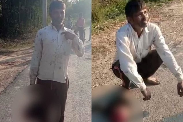 Dad Cuts Off 17-year-old Daughter's Head And Carries It Through The Streets Because He Did Not Approve Of Her Boyfriend (Video)