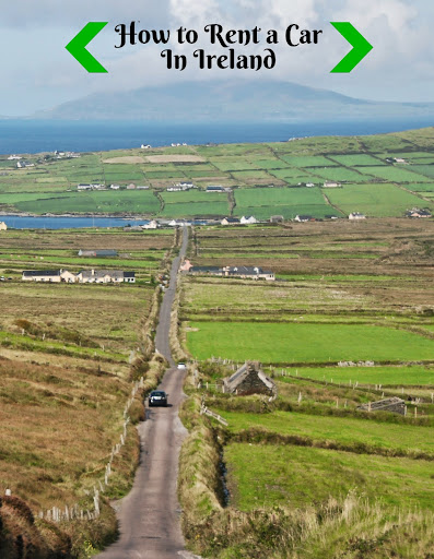 How to Rent a Car in Ireland