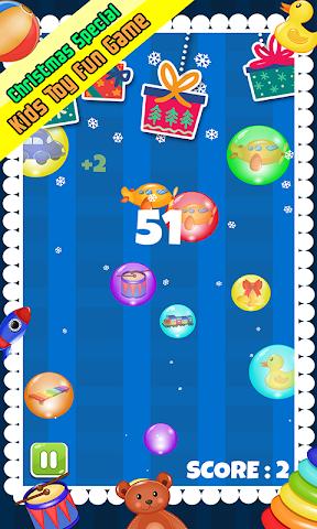 android Christmas Toy Smash Screenshot 2