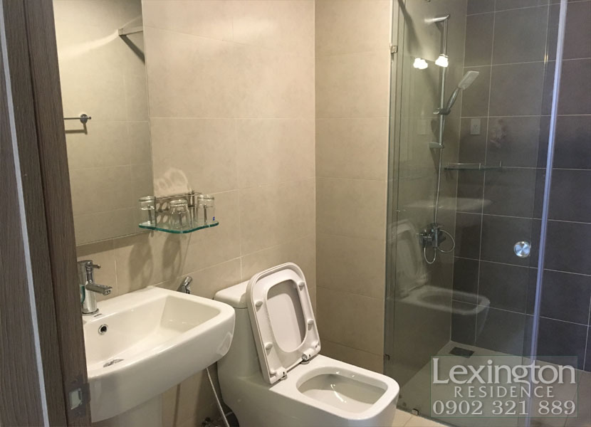 Cho thuê căn hộ 1 phòng ngủ dự án Lexington