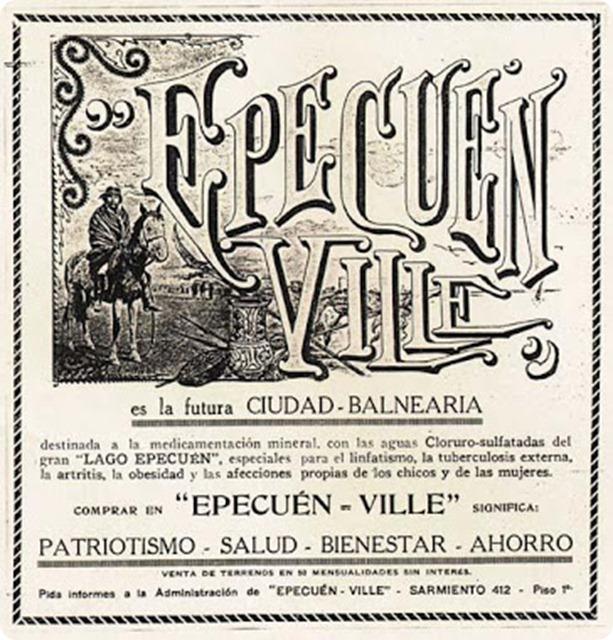 Epecuén Ville (c. 1930)