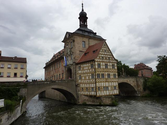 Tanulmányi túra, 2. rész: Bamberg