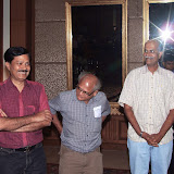 The TEXAN ACES Team - 2008 Winners of Naresh Tandan Trophy for T-4 Event, P. Sridhar, J.M. Shah, G. Venkatesh (S. Sunderram, Rajeshwar Tewari and B. Prabhakar not in picture)