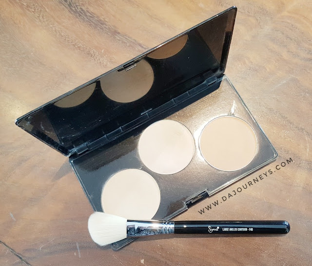 [Review] F40 Large Angled Contour Brush dari Sigma Beauty