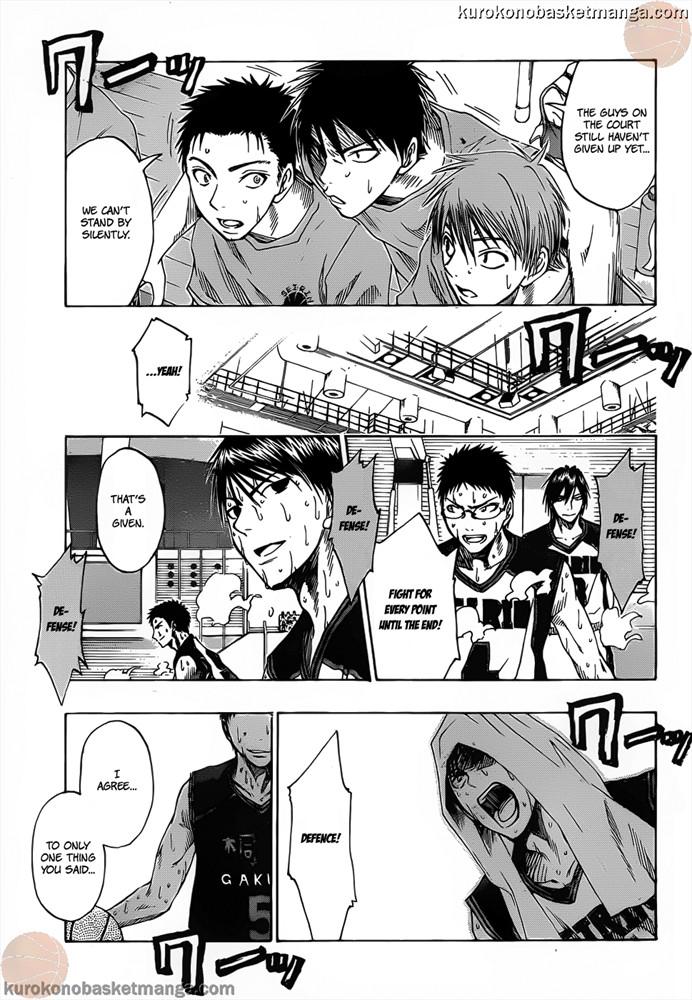 Kuroko no Basket Manga Chapter 51 - Image 15