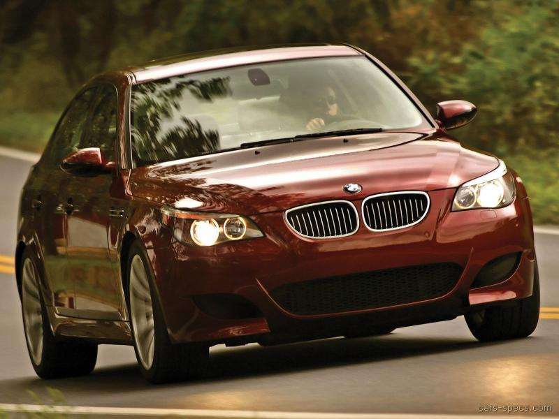 2007 bmw m5 sedan specifications pictures prices. Black Bedroom Furniture Sets. Home Design Ideas