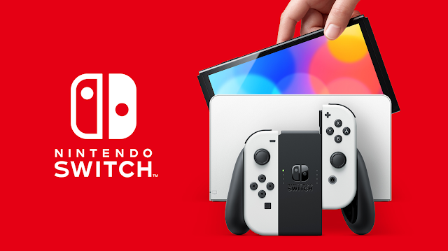Nintendo Switch OLED to be available from October 8 - Features and Price | TechNeg