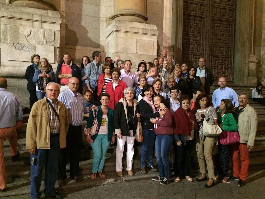 Fotos de Ávila y Alba de Tormes