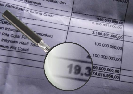 Alokasi  Dana Bagi Hasil Cukai Kabupaten Ngawi Tahun 2016 Meningkat