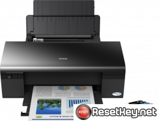Reset Epson D120 printer Waste Ink Pads Counter