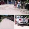 Obras Publicas realiza topografía para asfalto de barrios del Limón.