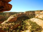 Basketmaker Puebloan dwelling near Cedar Mesa, Utah - Imagine waking up here every morning