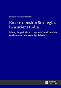 [Freschi/Pontillo: Rule-Extension Strategies in Ancient India, 2013]