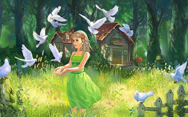 Fantasy Of Lands, Magical Landscapes 6