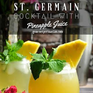 Mixed Drinks Pineapple Juice Recipes.