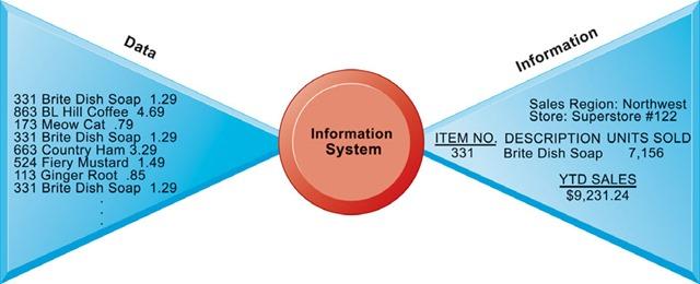 contoh sistem informasi