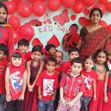 Red Colour Day Celebrations @ Kukatpally Branch