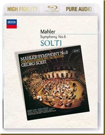 Mahler 8 Solti Bluray Audio