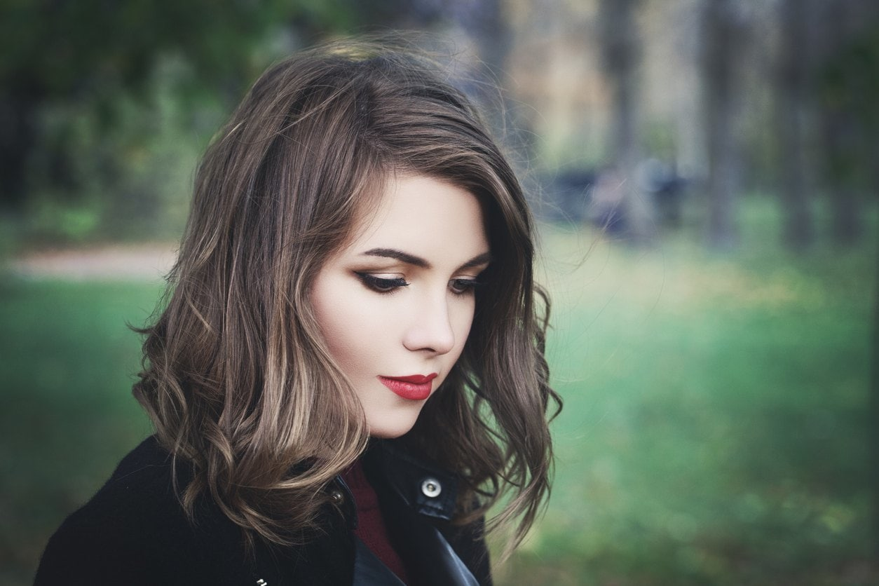 30+Medium Length Bob Hairstyles For Perfect Style! 12