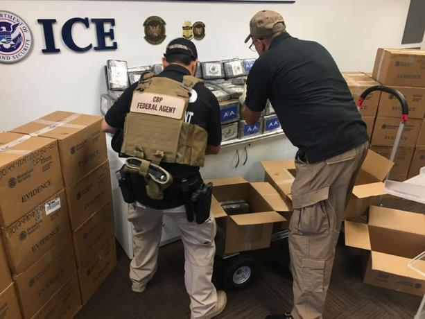 Decomisan en Puerto Rico 257 kilos cocaína y detienen a 14 inmigrantes haitianos y 11 dominicanos