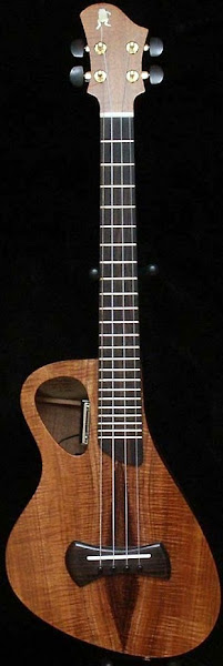 Owen Holt Road Toad Mana Tenor Ukulele