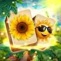 Mahjong Solitaire: Summer Blossom icon